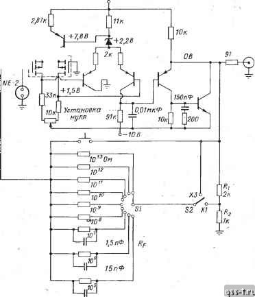 Электроника и электротехника blog archive